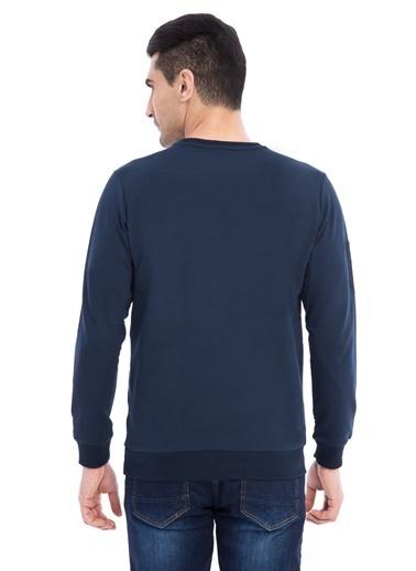 Kiğılı Sweatshirt Lacivert